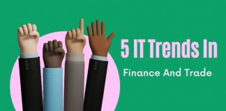 5 IT Trend In Finance And Trade