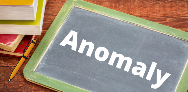 What is Anomaly?