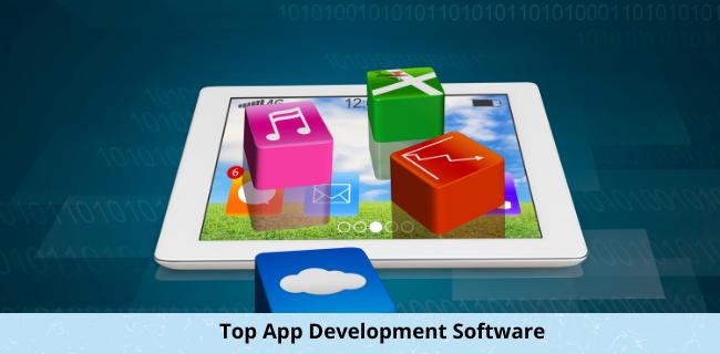 List of Top App Development Software