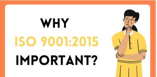 Why ISO 9001:2015 is important?