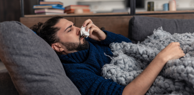Symptoms Of Cold, Cough, And Flu: