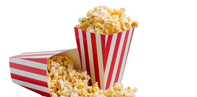 popcorn boxes USA